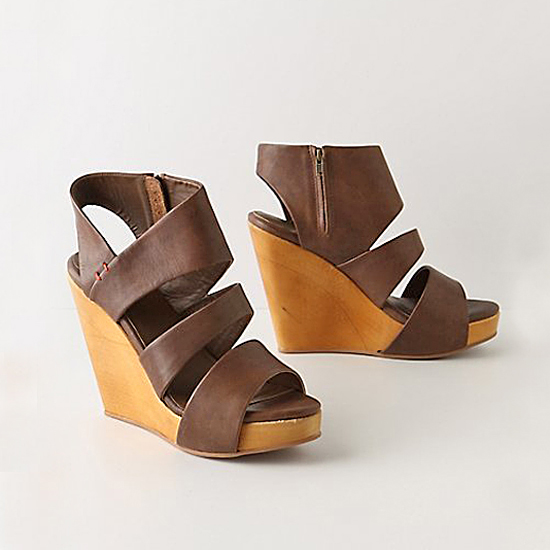 Negative Space Wedge, Anthropologie, $158