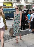 Ashlee Simpson and Eric Johnson Hang Out in NYC