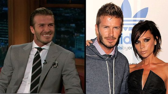 "Video: David Beckham's ""Emotional"" Moments, Plus the Queen Comments on Victoria's Pregnancy!"