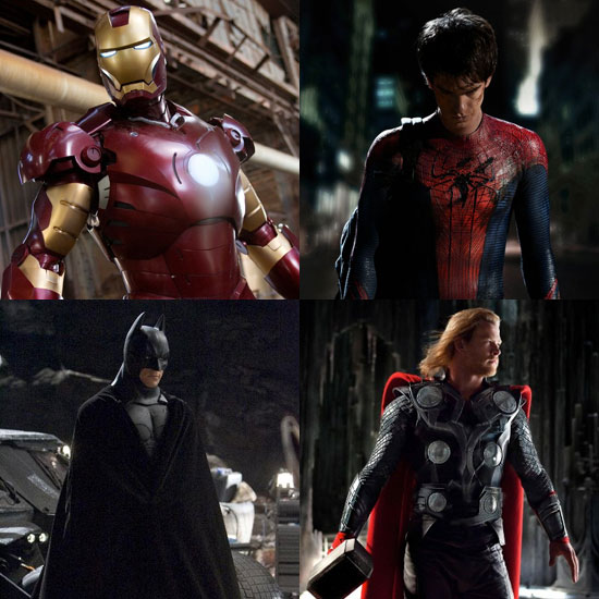 Favorite Comic Book Movie Adaptations