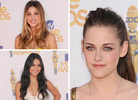 Red Carpet Rewind: Top 10 Beauty Looks From The 2010 MTV Movie Awards