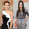 Scarlett Johansson and Mila Kunis Guys Choice Red Carpet Pics 2011-06-05 09:24:55