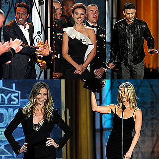 Jennifer Aniston, Ben Affleck, Cameron Diaz Guys Choice Pictures 2011-06-05 11:19:41