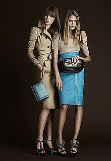 Burberry Prorsum Resort 2012 Collection Photos