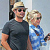 Ryan Seacrest and Julianne Hough Pictures in Miami