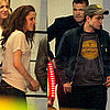 Pictures of Robert Pattinson and Kristen Stewart at MTV Party