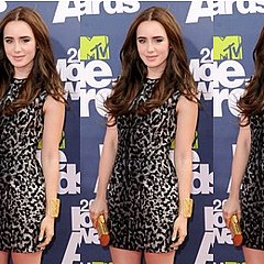MTV Movie Awards Style: Lily Collins