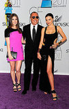 Ashley Greene, Michael Kors and Miranda Kerr