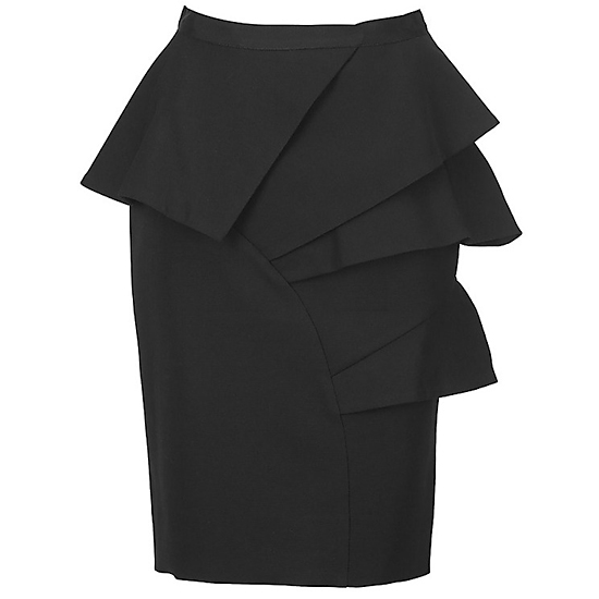 Prabal Gurung Drape Skirt, $1420
