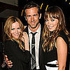 Ryan Reynolds Pictures With His The Change-Up Costars Leslie Mann and Olivia Wilde