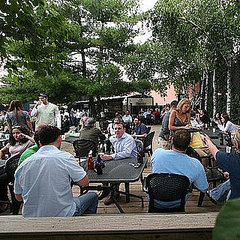 Beer Gardens in Chicago