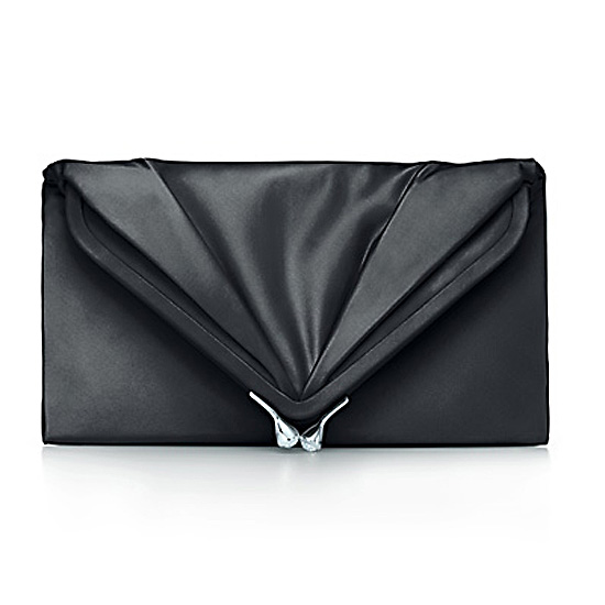 Tiffany & Co. Savoy Clutch, $995