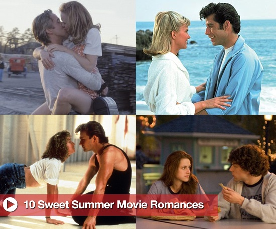 10 Sweet Summer Movie Romances