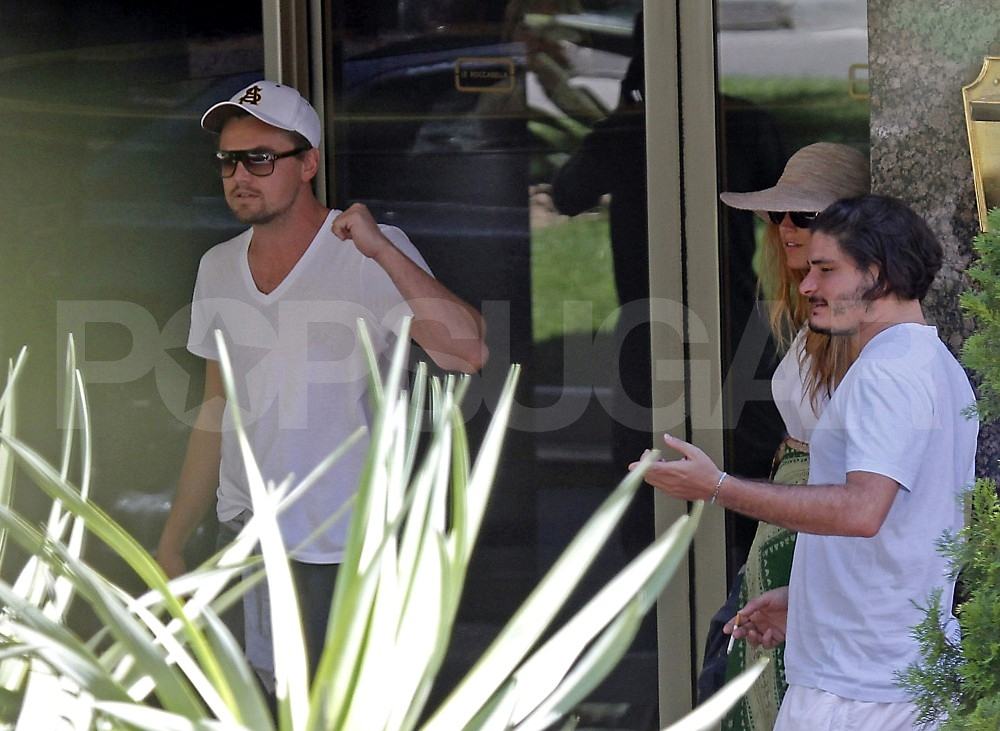 See Blake and Leo Wrap Up Their European Vacation Hand in Hand!