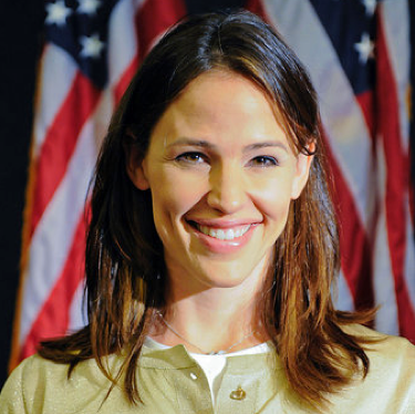 Jennifer Garner in Washington on Behalf of Save the Children Pictures