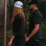 Video of Blake Lively and Leonardo DiCaprio Together Holding Hands in Italy