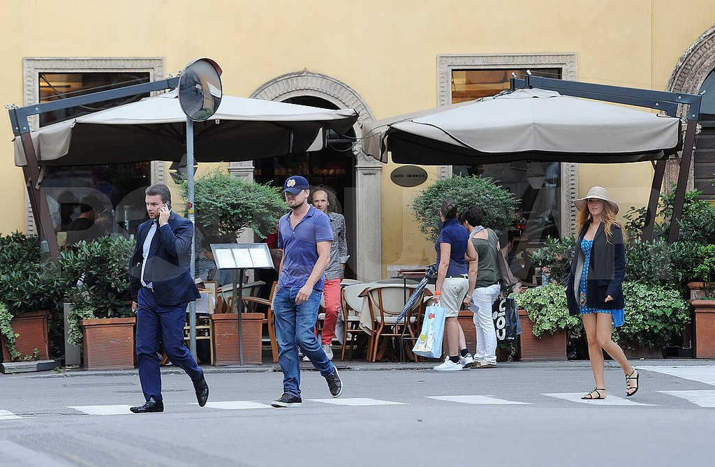 See Blake and Leo's Loved-Up Day of Sightseeing in Verona, Italy!