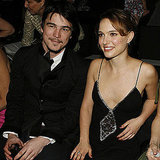 Josh Hartnett was by Natalie Portman's side for a Giorgio Armani event in LA in 2007.