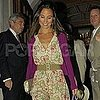 Pippa Middleton Pictures at the Goring Hotel