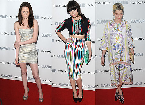 All the Pictures from the 2011 Glamour Women of the Year Awards including Kim Kardashian, Kristen Stewart and more!