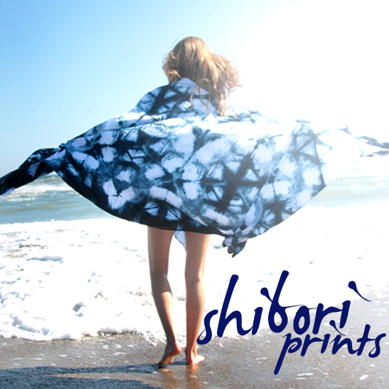 Shibori Pieces To Dye For