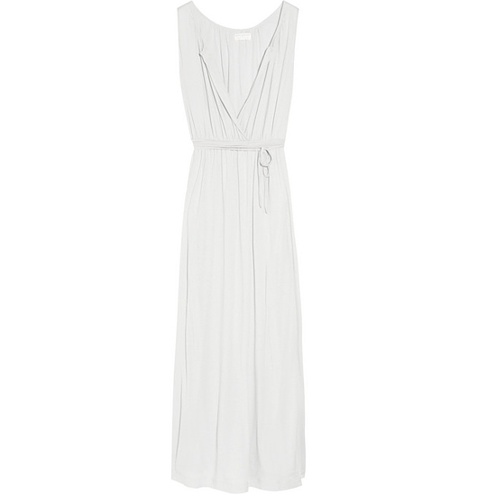 Chinti and Parker Belted Organic Cotton Maxi Dress, $255