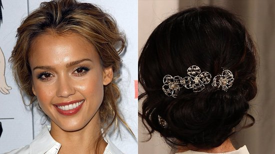 How to Create a Romantic, Loose Up 'Do