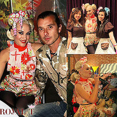 Royal/T in Culver City Hosts Gwen Stefani