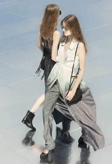 Theyskens' Theory Resort 2012