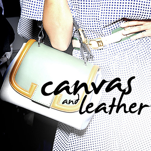Buy Canvas and Leather Accessories for Summer 2011