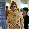 Pictures of Nicole Kidman at LAX