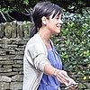 Lily Allen Wedding Preparation Pictures