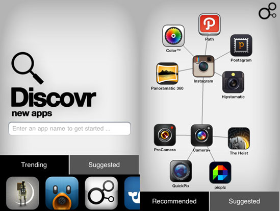 Download of the Day: Discovr