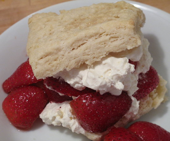 Happy National Strawberry Shortcake Day!