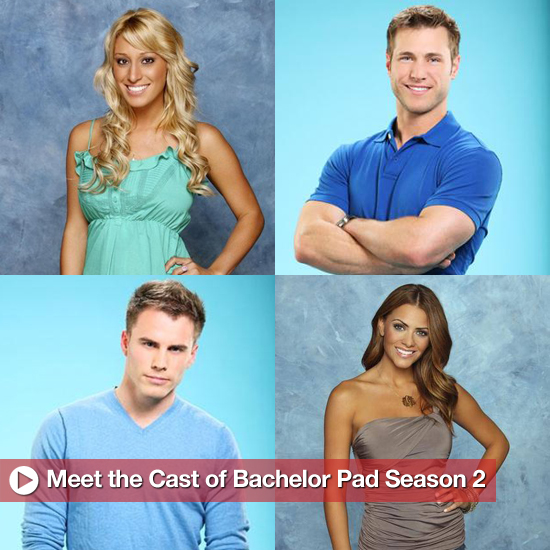 Bachelor Pad Season 2 Cast