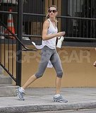 Gisele Bundchen Works on Her Supermodel Form With a Saturday at the Gym