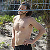 Ashton Kutcher Shirtless Pictures