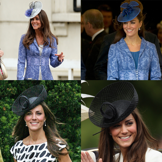 Kate Middleton Stays Loyal to Her Outfits