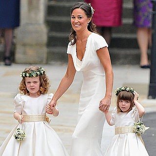 Royal Wedding Flower Girl Dresses