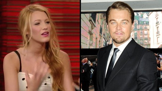Video: Blake Lively Talks France Trip With Leonardo and Relationship Rumors
