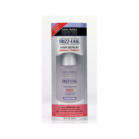 John Frieda FRIZZ-EASE® Original Formula Hair Serum, $23.99