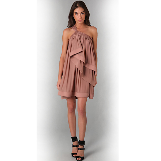 Plein Sud Asymmetrical Tiered Dress, $1,125