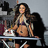 Vanessa Hudgens Underwear Photos in a Candie's Campaign