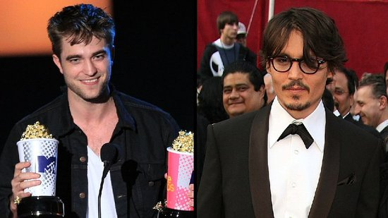 Video: PopSugar 100 Upset! Johnny Depp Lands at Number One Over Robert Pattinson!