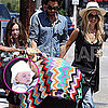 Rachel Zoe Pictures With Son Skyler Berman