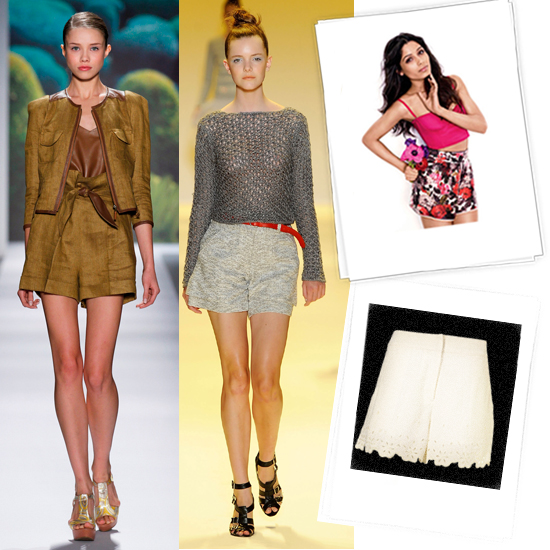 Our Favorite High-Waisted Shorts For Summer