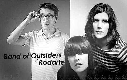 Buy Pitti Guest Designers Band of Outsiders and Rodarte
