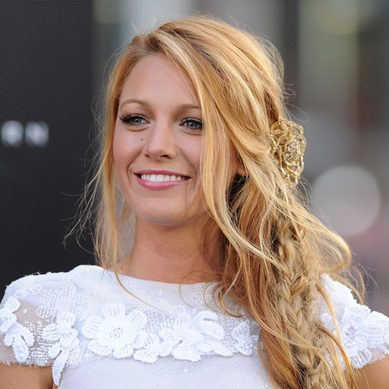 How to Get Blake Lively&#039;s Braid at the Green Lantern Premiere 2011-06-16 11:50:35