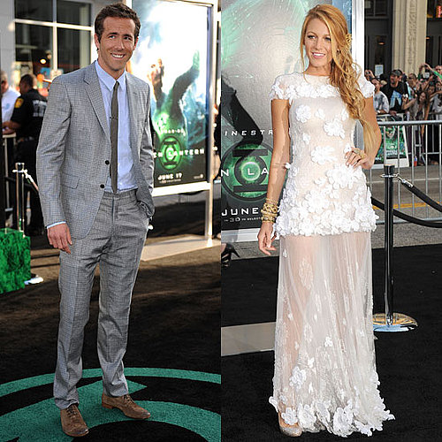 Blake Lively Pictures at the LA Premiere of Green Lantern With Ryan Reynolds