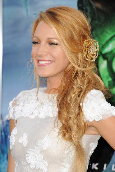 Blake Lively at Green Lantern Premiere